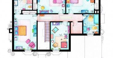 house_of_simpson_family___first_floor_by_nikneuk-d5tzuy8